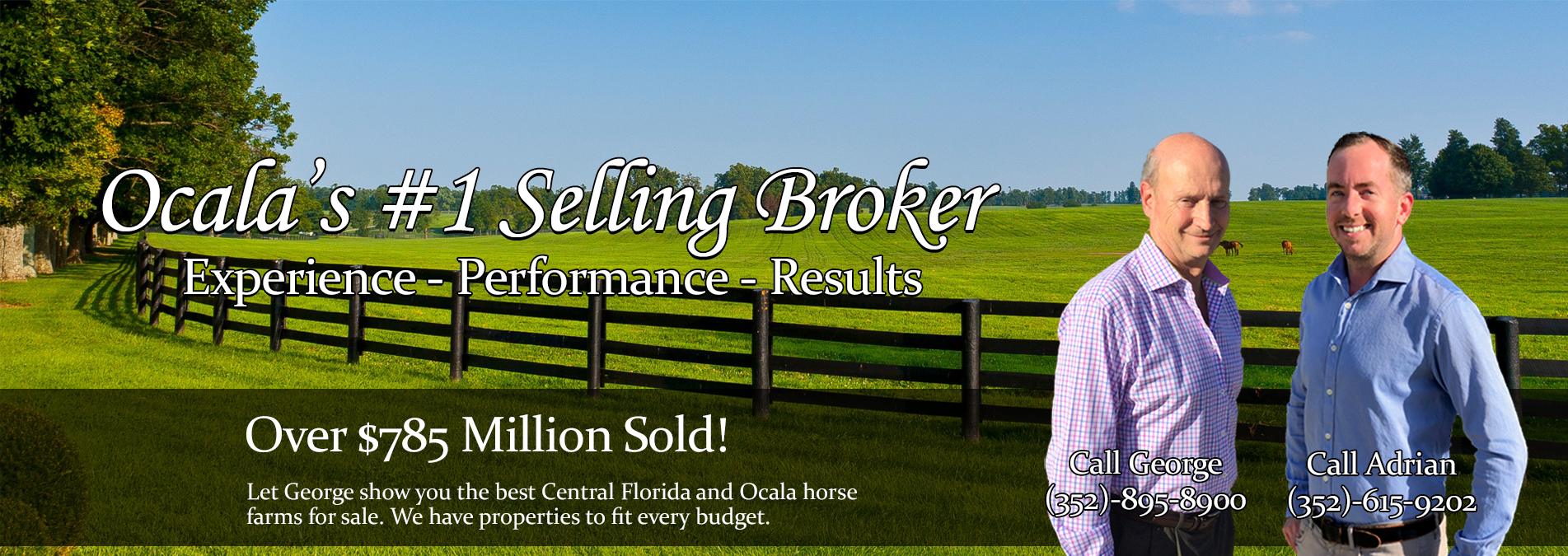 Ocala Ranches | Most Trusted Broker in Ocala Horse Farms For Sale